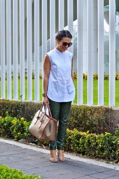 High On Fashion: White Lines