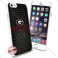 "NCAA Georgia Bulldogs iPhone 6 4.7"" Case Cover Protector for iPhone 6 TPU Rubber Case White SHUMMA http://www.amazon.com/dp/B0176IRIY4/ref=cm_sw_r_pi_dp_nHjuwb0KGKSQ6"
