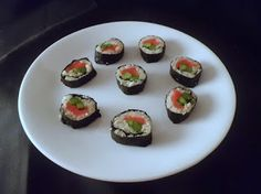 Low Carb Sushi - Holistically Engineered