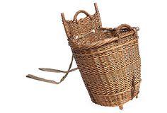 Harvest Basket on OneKingsLane.com