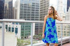 Lilly Pulitzer Wright Dress — via @TheFoxandShe