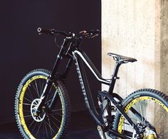New #haibike Downhill prototype! #MTB #dh | DERESTRICTED