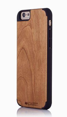 Amazon.com: iPhone 6 / 6s Case   Cherry / Black - iCASEIT [Non-Slip] [Exact-Fit] Unique & Slim [Fit Series] [Thin Fit] Premium Non Slip for iPhone 6 / 6s (4.7 Display) - Cherry / Black: Cell Phones & Accessories
