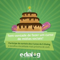 Feito para E-Dialog comunicação digital #facebookmarketing #design #graphicdesign #designgráfico