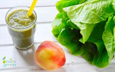 Turmix/Ital - MissGreen Miss Green, Healthy Drinks, Cantaloupe, Smoothie, Peach, Fruit, Cooking, Food, Smoothies