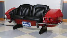 Corvette Couch