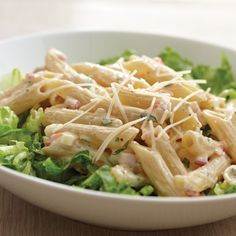 Caesar Pasta Salad - The Pampered Chef®