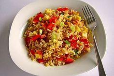 Frischer Reissalat (Rezept mit Bild) von zickentoni   Chefkoch.de