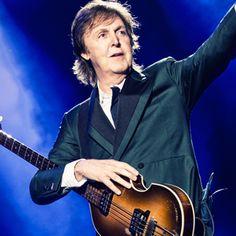 Paul McCartney Lights Up 'New' Album Art