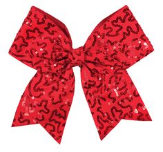 Awesome selection of sequin cheerleading bows at unbeatable prices. This sparkly sequin performance cheerleading bow is available in a variety of colors. Sparkly Cheer Bows, Big Cheer Bows, Cheerleading Hair Bows, Cheer Hair Bows, Cheer Shoes, Cheerleading Uniforms, Ribbon Hair Bows, Cheer Coaches, Team Wear