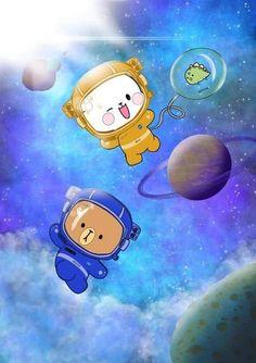 milk e mocha bear couple Cute Girl Wallpaper, Bear Wallpaper, Cute Wallpaper Backgrounds, Cute Cartoon Wallpapers, I Miss You Cute, Cute Love Gif, Emoji Drawings, Cute Bear Drawings, Mocha