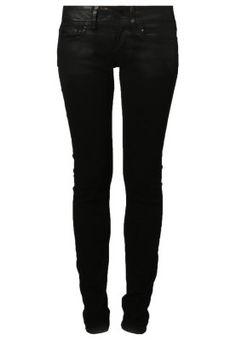 LYNN SKINNY - Slim fit jeans - comfort black edingt