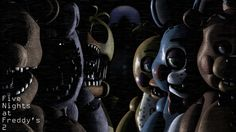 Five Nights at Freddy's 2 by kanetain2 on deviantART
