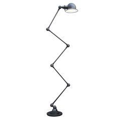 Five-Arm Jielde Floor Lamps 1