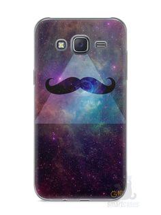 Capa Capinha Samsung J5 Bigode - SmartCases - Acessórios para celulares e tablets :)