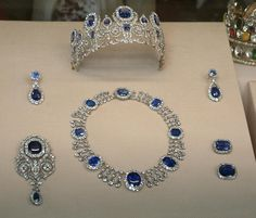 French Sapphires