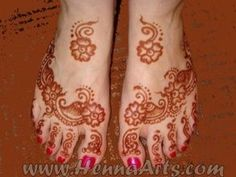 I want to learn this too. Henna tatoos