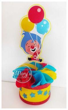 Cumpleaños Payaso Plim plim - Papeletta Ideas Para Fiestas, Baby Shark, Tweety, Mickey Mouse, Birthdays, Party, Search, Ideas Aniversario, Dumbo Birthday Party