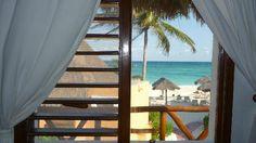 Mahekal Beach Resort: View from Room Window