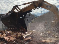 Awesome #demolition photo