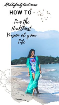 Living the Healthiest Version of Your Life Womens Wellness, Living A Healthy Life, Aging Process, Keep Fit, Aging Gracefully, Health Advice, Menopause, Your Life, Cool Things To Make