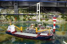 Miniatur Wunderland (German for miniature wonderland) is a model railway attraction in Hamburg