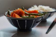 Ketunhäntä keittiössä: Kurpitsa-curry