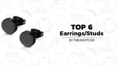 Top 10 Best Earrings for Men