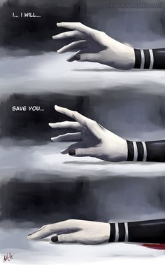I Will Save You... (Tokyo Ghoul) by MeryHeartless