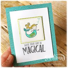 Stampin Up 2018 Occasions & SAB Display Stamper Hop - Day 1 (Bada-Bing! Magic Day, Rainbow Balloons, Miss You Cards, Hand Stamped Cards, Thing 1, Kids Birthday Cards, Beautiful Handmade Cards, Scrapbooking, Card Making Techniques