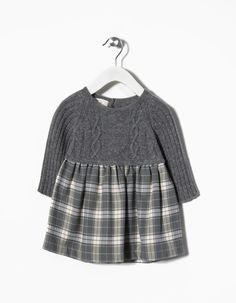 ZIPPY Newborn Knitted Dress #ZYFW15 #PerfectOutfit #5545421 Find it here!