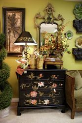 love the colors and eclectic look