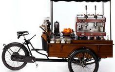 自転車をこいで移動するコーヒーショップがマイアミにあるらしい                                                                                                                                                                                 もっと見る