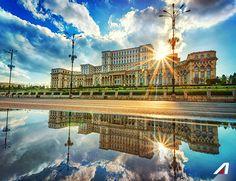 #Bucarest: scopri la #capitale della Romania.  #Bucharest: discover the capital of Romania. #Alitalia #destination #travel #discover #explore #newplaces