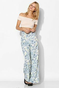 Lovers & Friends Willow Wide-Leg Pant