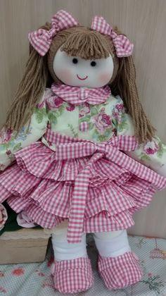 Resultado de imagem para boneca de pano