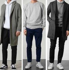 Minimalist Wardrobe Men, Minimalist Fashion, Minimalist Style, Minimalist Outfits, Urbane Mode, Mode Man, Men With Street Style, Style Men, Man Style Casual