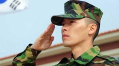 Over 1,000 Fans Anticipated to Show Up for Hyun Bin's Military Discharge pinned with Pinvolve