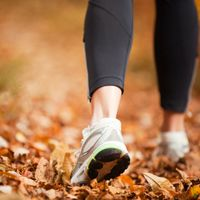 You already know that a regular exercise routine plays an important role in helping you reach your weight-loss goals. And since October is Breast Cancer Awareness month, why not participate in one or more of the noncompetitive charity walking events pl