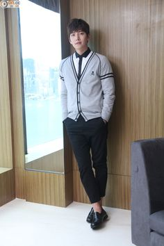 2015.06.27  JiChangWook Interview From  HongKong Media