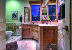 26 Impressive Ideas of Rustic Bathroom Vanity Bathroom Vanity Chair, Narrow Bathroom Vanities, Mold In Bathroom, Bathroom Vanity Makeover, White Vanity Bathroom, Bathroom Vanity Cabinets, Small Bathroom, Vanity Chairs, Bathroom Ideas
