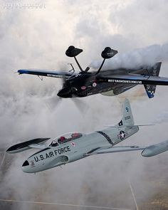 Lockheed T-33 and MX Aircraft MXS