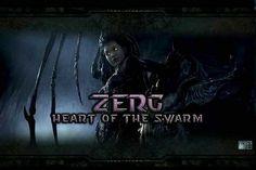 starcraft 2 heart of the swarm ZERG!!!