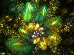 Flowers' Rain by LaraBLN on DeviantArt