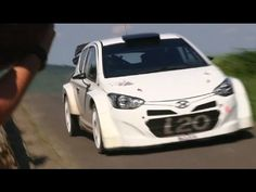 Thierry Neuville Test Germany 2014   Hyundai i20 WRC