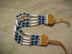 native bracelets   Native American bone Chokers and necklaces