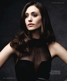 Emmy Rossum...one of my absolute favorites