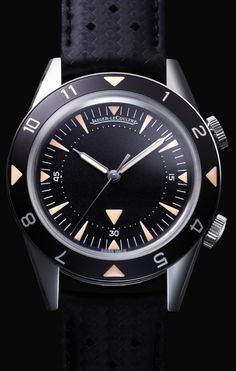 Jaeger-LeCoultre Memovox Tribute To Deep Sea Re-issue Watches