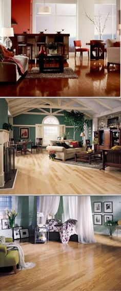 This professional hardwood flooring company has been in the business for over 20 years. They specialize in full restoration of hardwood floor which include sanding, buffing, staining and more.