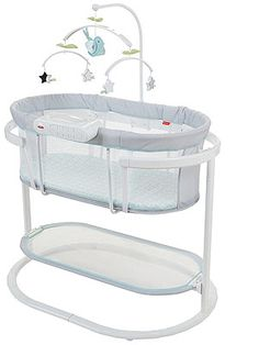 Video Review for Fisher-Price Soothing Motion Bassinet